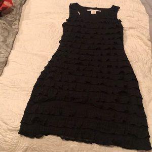 Like new!  Black dress
